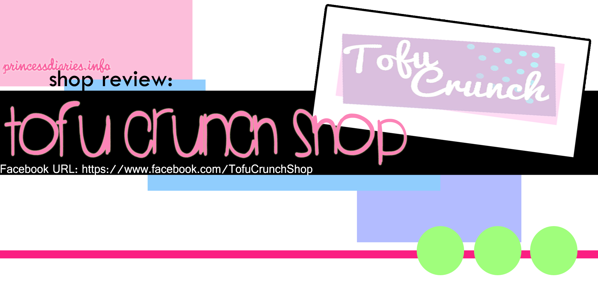 tofu crunch shop