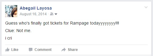 rampage2014