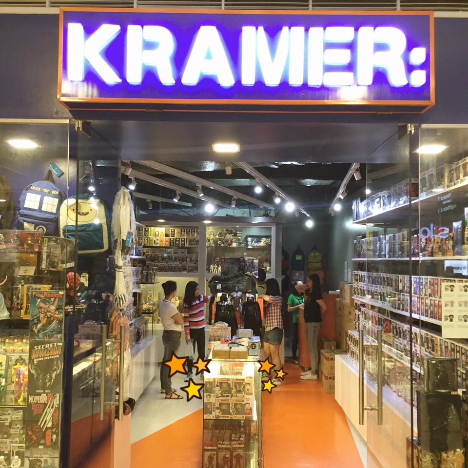 """Want to save on shipping costs? Hodge Podge keychains/bag tags are now available at Kramer : Toy Warden, UP Town Center! grin emoticon 3rd floor beside Digital Walker! Our items are right by the entrance! Limited stocks only so swing by ASAP!"" (c) Hodge Podge Facebook Page"